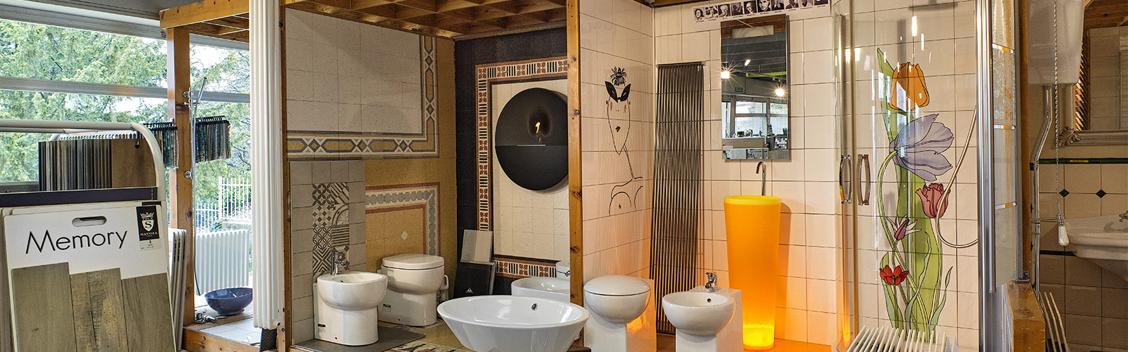Cmc vendita ceramiche pavimenti rivestimenti ad asti in for Arredo bagno asti